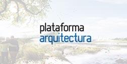 """PUBLICATION IN """"PLATAFORMA ARQUITECTURA"""""""
