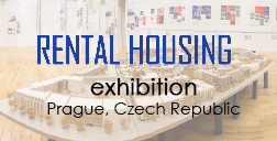 """RENTAL HOUSING: FORGOTTEN SEGMENT OF CZECH ARCHITECTURE - YESTERDAY, TODAY AND TOMORROW"" EXHIBITION"